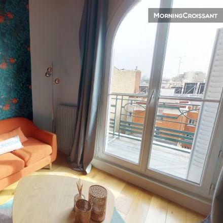 Rent this 1 bed apartment on 45 Rue Fessart in 92100 Boulogne-Billancourt, France