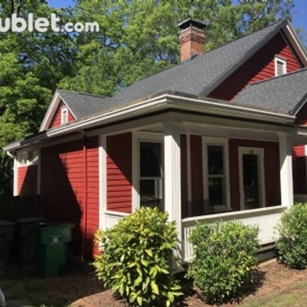 Rent this 3 bed house on 366 East Worthington Avenue in Charlotte, NC 28203