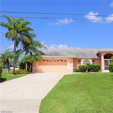 Rent this 4 bed house on 4532 Southwest 17th Avenue in Cape Coral, FL 33914