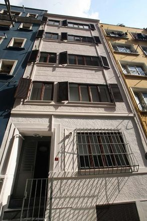 Rent this 1 bed apartment on Eski Çiçekçi Sokağı 18 in 34433 Beyoğlu, Turkey