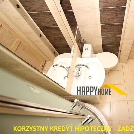 Rent this 3 bed apartment on Makro Cash and Carry in Koziny, 91-083 Łódź