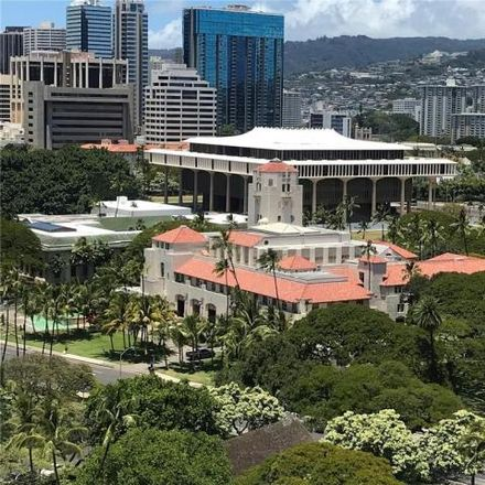 Rent this 1 bed condo on 801 South Street Building A Parking in Kawaiahao Street, Honolulu