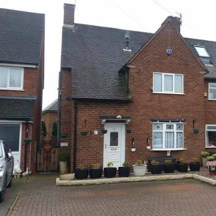 Rent this 3 bed house on The Wharf Care Centre in Minster Road, Wyre Forest DY13 8AR