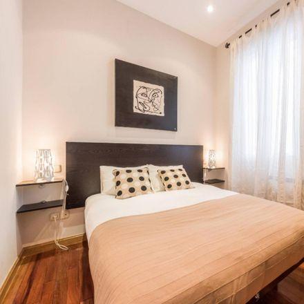 Rent this 1 bed apartment on Calle de Echegaray in 12, 28014 Madrid