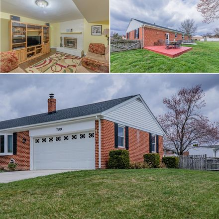 Rent this 3 bed house on Burnside Dr in Bel Air, MD