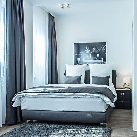 Rent this 1 bed apartment on Aug. Hülden GmbH + Co. KG in Weißhausstraße 7, 50939 Cologne