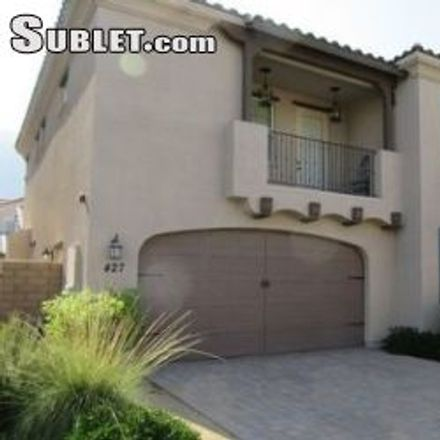 Rent this 3 bed apartment on 1083 East Diana Circle in Palm Springs, CA 92262
