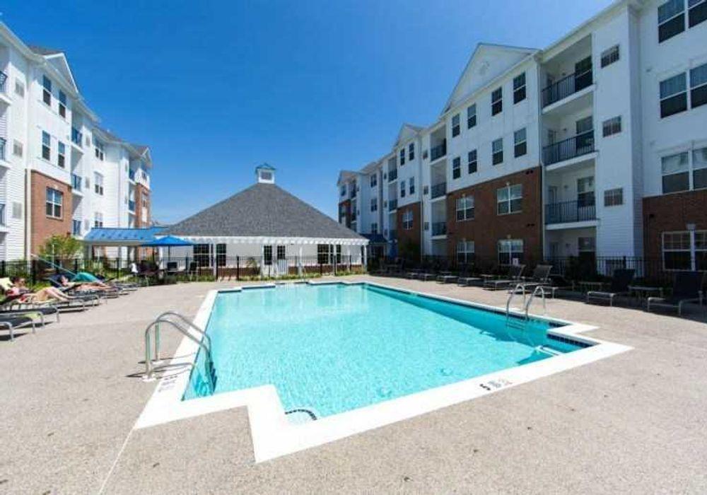1 bed apartment at Burlington Road, Fieldsboro, NJ 08505 ...