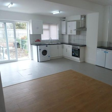 Rent this 4 bed house on Cornmow Drive in London NW10 1LY, United Kingdom