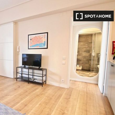 Rent this 1 bed apartment on Arco do Evaristo in Lisbon, Portugal