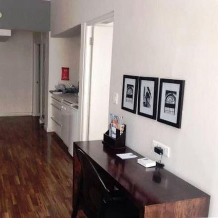 Rent this 1 bed apartment on The Adderley in 25 Adderley Street, City Centre
