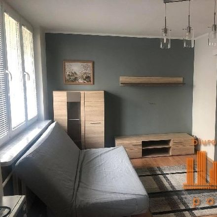 Rent this 1 bed apartment on Krasnobrodzka in 03-279 Warsaw, Poland