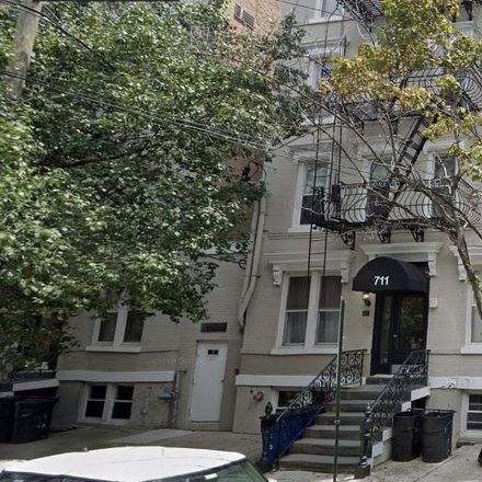 Rent this 1 bed apartment on 711 Willow Avenue in Hoboken, NJ 07030