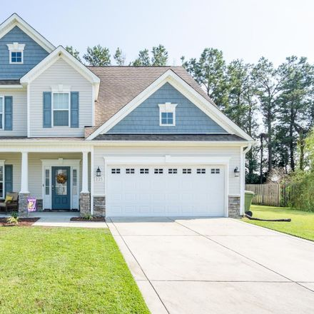 Rent this 4 bed house on 225 Maidstone Drive in Richlands, NC 28574
