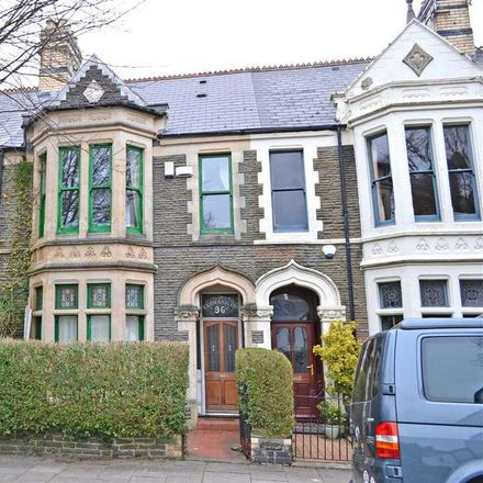 Rent this 2 bed apartment on Ryder Street in Cardiff, United Kingdom