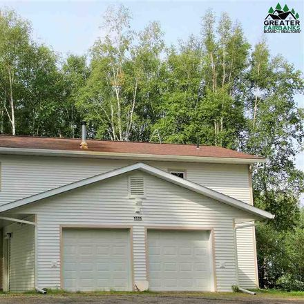 Rent this 4 bed townhouse on 1535 Crestline Drive in Fairbanks North Star, AK 99712