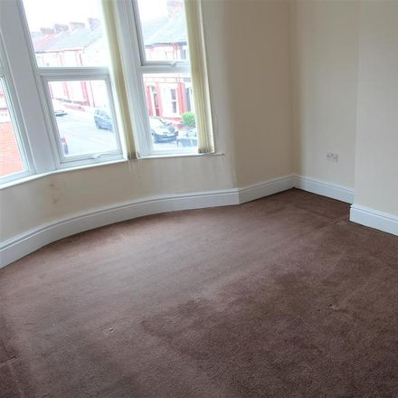 Rent this 3 bed house on Wharncliffe Road in Liverpool L13, United Kingdom