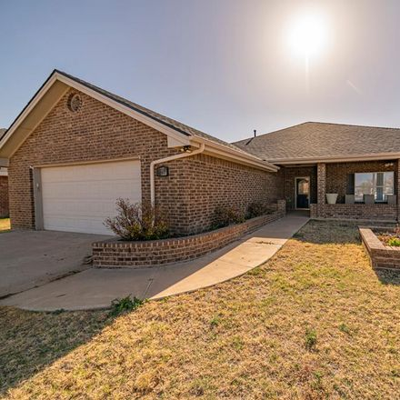 Rent this 3 bed house on 2105 Mark Lane in Midland, TX 79707
