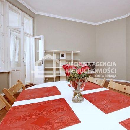 Rent this 3 bed apartment on Józefa Czyżewskiego 5 in 81-706 Sopot, Poland