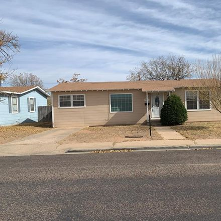 Rent this 3 bed house on 5204 Lancaster Drive in Odessa, TX 79762