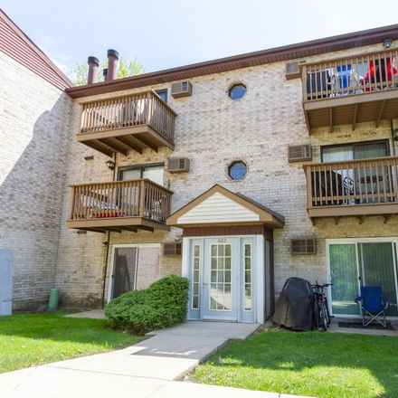 Rent this 1 bed condo on Osage Ln in Palatine, IL