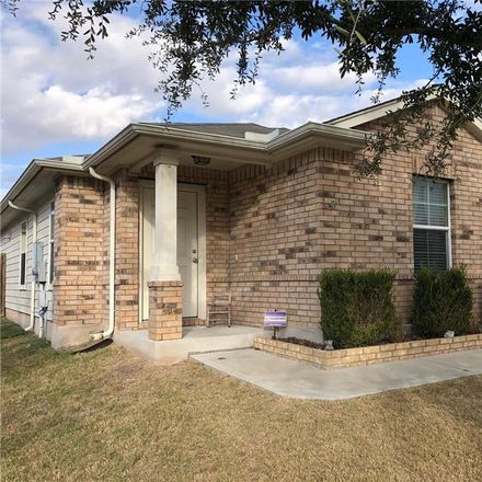 Rent this 3 bed house on 13228 Forest Sage Street in Manor, TX 78653