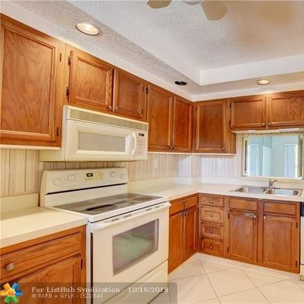 Rent this 1 bed condo on 8735 Ramblewood Drive in Coral Springs, FL 33071