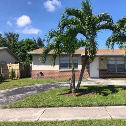 Rent this 3 bed house on 7527 Kimberly Boulevard in North Lauderdale, FL 33068