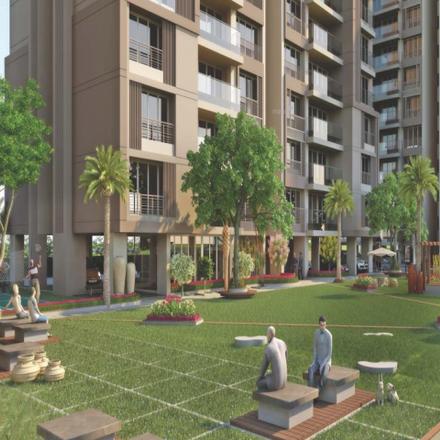 Rent this 4 bed apartment on Gandhinagar District in Shantigram - 382421, Gujarat
