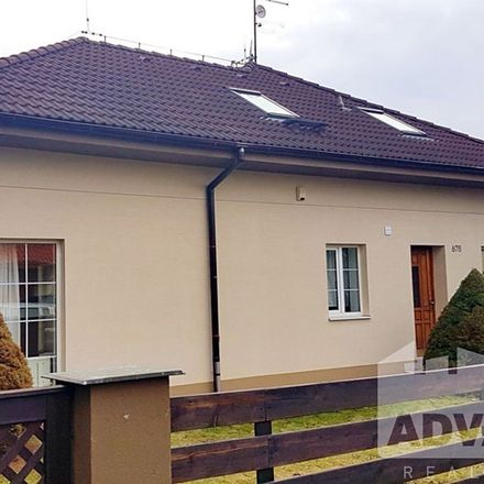 Rent this 0 bed house on Na Michovkách Ⅰ 670 in 252 43 Průhonice, Czechia