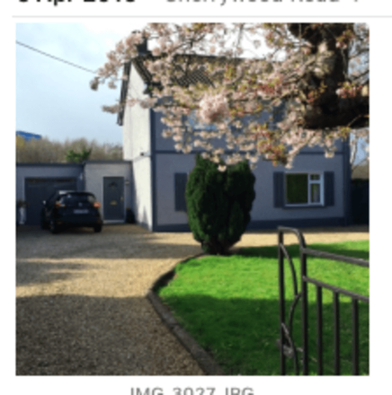 Rent this 1 bed house on 9 Cherrywood Park in Cabinteely-Loughlinstown ED, Loughlinstown