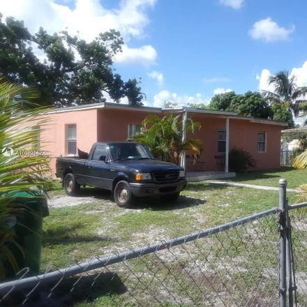 Rent this 3 bed house on 2335 West Bunche Park Drive in Miami Gardens, FL 33054