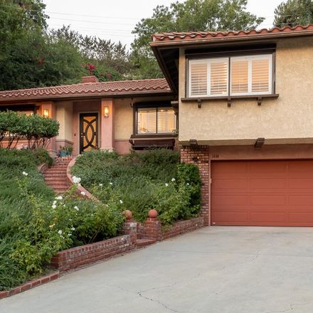 Rent this 3 bed house on 1440 Brixton Road in Pasadena, CA 91105