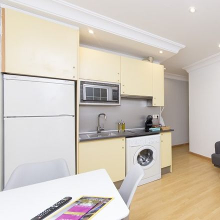 Rent this 1 bed apartment on Calle de Nicasio Gallego in 4, 28001 Madrid