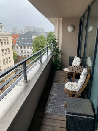Rent this 1 bed apartment on Voltairestraße 3 in 10179 Berlin, Germany