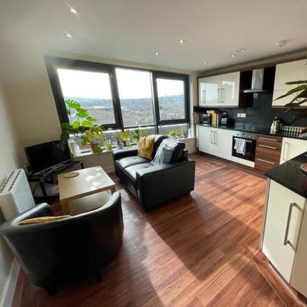 Rent this 2 bed apartment on Devonshire Point in Bowdon Street, Sheffield S1 4GP