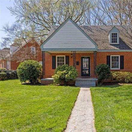 Rent this 3 bed house on 4201 Grove Avenue in Richmond, VA 23221