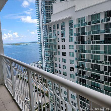 Rent this 2 bed condo on The Arketekt by Aficionados in 1200 Brickell Bay Drive, Miami