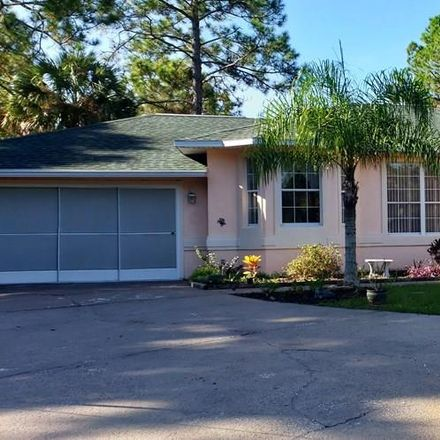Rent this 3 bed apartment on 5 Princess Jennifer Place in Palm Coast, FL 32164