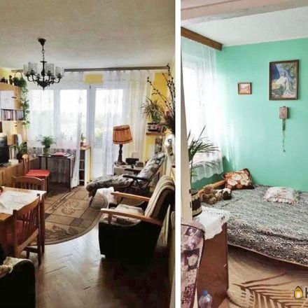 Rent this 2 bed apartment on Aleja Prymasa Tysiąclecia 60/62 in 01-424 Warsaw, Poland