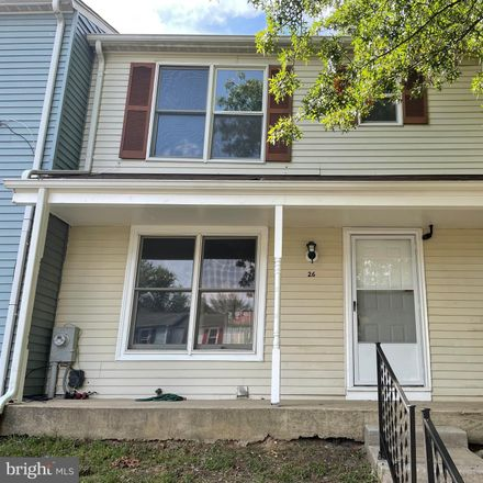 Rent this 3 bed townhouse on 26 Craftsman Court in Reisterstown, MD 21136