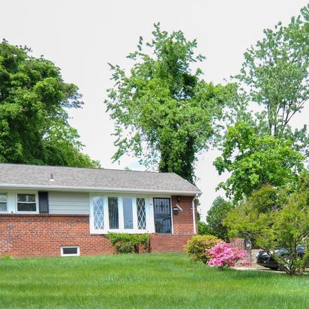 Rent this 5 bed house on 6406 Fairbanks Street in Hyattsville, MD 20784