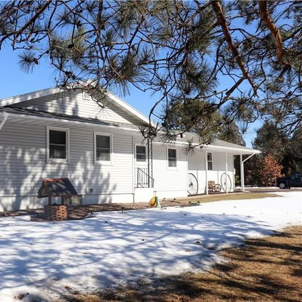 Rent this 3 bed house on 6230 Lars Road in Town of Washington, WI 54701