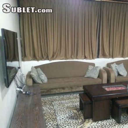 Rent this 1 bed apartment on Al-Riyada Street in 11094 Amman, Jordan