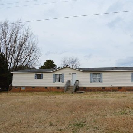 Rent this 3 bed house on Lucy Garrett Road in City of Roxboro, NC