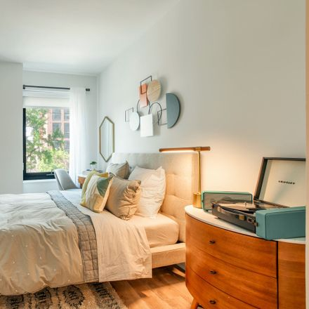 Rent this 1 bed apartment on Gallaudet University in Lowman St NE, Washington