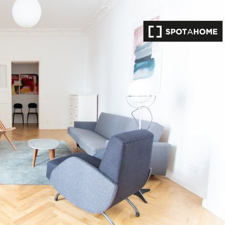Rent this 1 bed apartment on Anklamer Straße 28 in 10119 Berlin, Germany