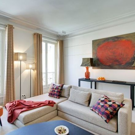 Rent this 5 bed apartment on 17 Rue de Babylone in 75007 Paris, France