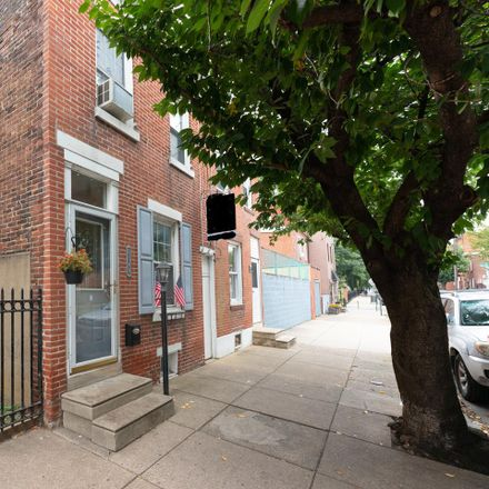 Rent this 2 bed townhouse on 1348 East Montgomery Avenue in Philadelphia, PA 19125