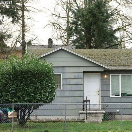 Rent this 2 bed house on 12120 Southeast Ankeny Street in Portland, OR 97216
